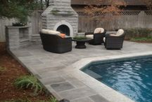 Pool Renovations / Pool | Slide | Diving Board | Deck | Concrete | Patio |