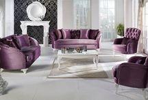 Dekorasyon / En yeni dekorasyon örneklerini bu panoda bulabilir ve odalarınızı bu modellerden örnek alarak renklendirebilirsiniz.
