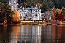 Scotland / Favorite vacation.  Beautiful country and wonderful people. / by Carol Ciliberti