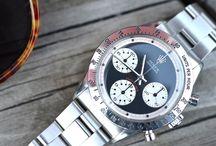 Watches / by Harm Hubert