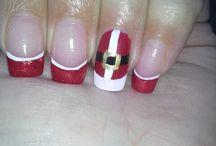 Nail Designs - Holiday