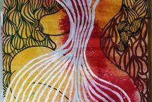 Drisana Tonga / Contemporary art pacific nz