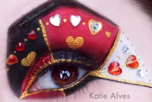 Creative EYE makeup / by Trish Strong