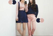 kpop style girl