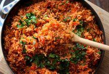 Jollof Rice (Nigerian Cuisine)