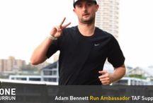 Running Inspiration - Men