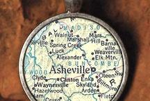 Asheville NC / by Joan Rickert