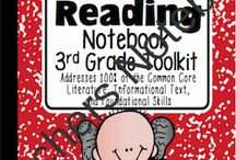 3rd grade common core / by Geina Cathleen