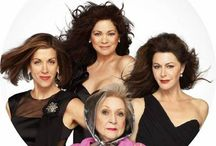 Hot in Cleveland / About series & actresses / by Cindy Snyder