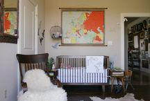 Nursery Ideas / by Abby Cook