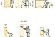 Эргономика мебели