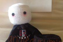 Amigurumis  / Crochet, tejido a mano, muñecos tejidos, artesania :)