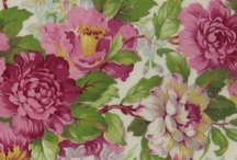English Chintz China