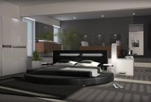 Bedroom Furniture / Redecorate your bedroom with trendy bedroom furniture. Modern style Platform beds, Italian beds, SMA cover bed, and traditional beds in queen and king size.