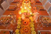Tablescapes / Lets break bread. / by Pawfect Interiors + Design & Home Staging