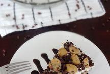 Recipes / by Jessica Taliercio