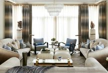 Brooklyn Townhouse II / A sumptuous, sophisticated and layered home for a growing family of five. Designed by Jenny Dina Kirscher, JDK Interiors. All photographs by Ryan Dausch. Project published in ArchitecturalDigest.com, August 2016