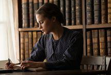 De Minst Väntade - Agnes / Agnes Wallin är en av huvudkaraktärerna i min roman De Minst Väntade. Hon är guvernant och prästdotter. Vem skulle kunna spela rollen som Agnes? Mitt val skulle falla på Alicia Vikander.  www.deminstvantade.simplesite.com