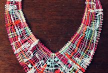 Contemporary Lace Jewellery
