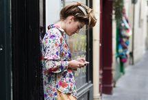 ON THE STREET. / by Clizia Garrone
