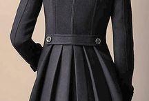 trench coat etc