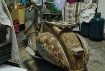 vespa & lambretta vintage