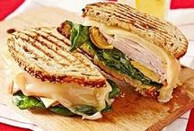 Savory - Sandwiches