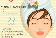 Yenny Betancourt / Beauty Management