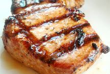 Pork based meals / by Breea Staton