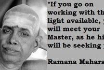 ramana maharishi saysss