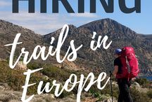 Hiking Trails in Europe / Let's discover Europe's nature! Short and long-term trails in Europe - from Norway to Crete, from Ukraine to Portugal - let's get hiking! A board for trail descriptions and hiking destinations in Europe. NO gear reviews, hiking tips or gifts (check my other group boards for that). Please focus on hiking - no city guides or hotel reviews. Accommodation options for hikers are fine. Spamming or not related pins will be removed. Only join if you agree to repin at least 1:1. Max 5/day.