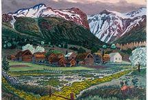 Nikoli Astrup (1880-1928)
