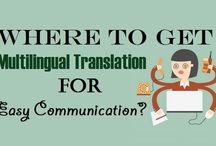Multilingual Translation Resource