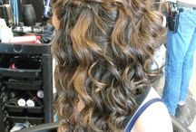Prom Hair / by Tanya Fortier