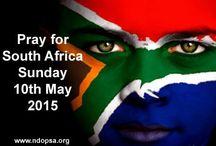 The Power of Prayer / Prayer for South Africa