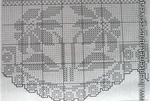 CORTINAS -crochet-