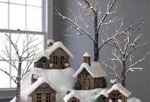 Christmas Village / by Kathryn Cox