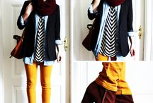 Winter Styles / Clothing