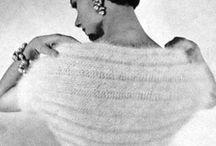 Tøj af tråd / Croched and knit clothed