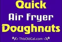 Air Fryer Food