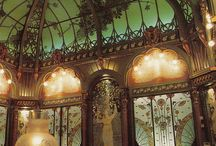 My style favorite..I love art nouveau! / by M Angeles C.