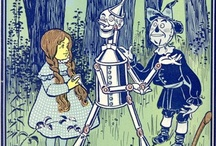 Wizard of oz and wicked