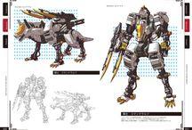 Gundam zoid