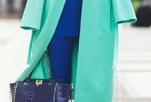 Kleur outfits