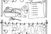 Német - Kleidung