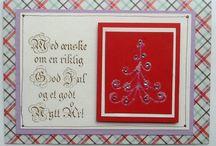 Mine julekort