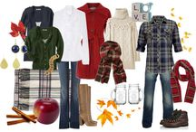 What to wear - Rustic Christmas