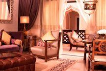 Curtain ideas / Simple Arabian