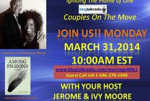 """Couple Talk Radio"""" / Igniting the Flame of One is an interactive, live Internet talk-radio show that focuses on couples that tackles a wide range of life issues from a Christian perspective."""