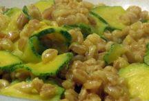 risotti con verdure